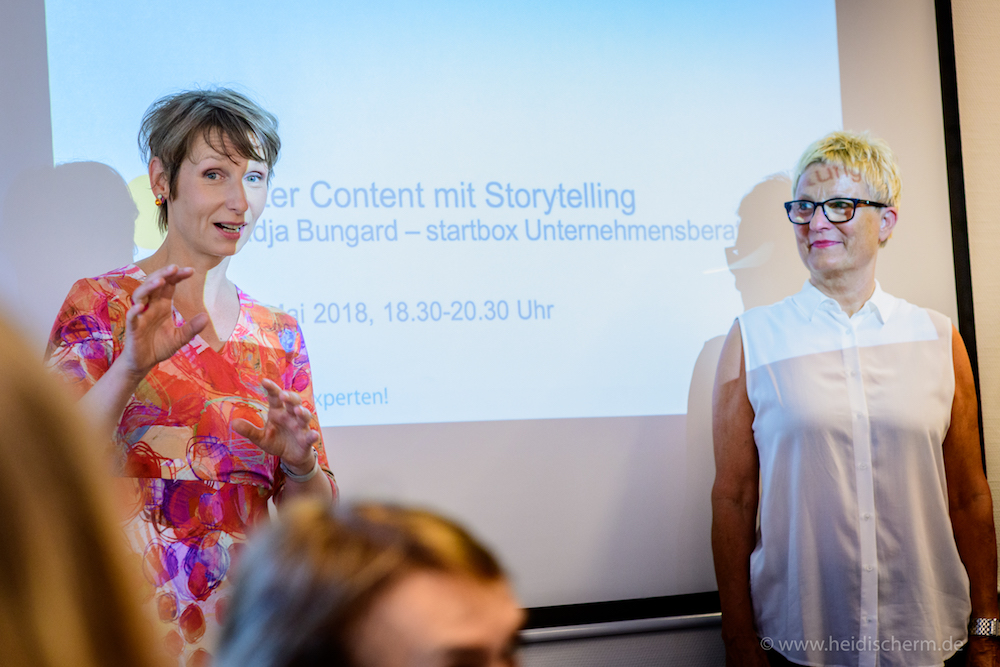 Guter Content mit Storytelling