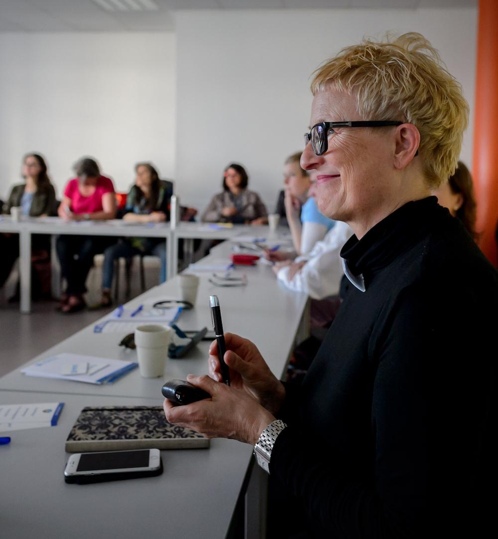 Brigitte Windt, Foto: Heidi Scherm