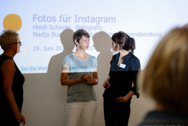 Fotos für Instgram mit Fotografin Heidi Scherm