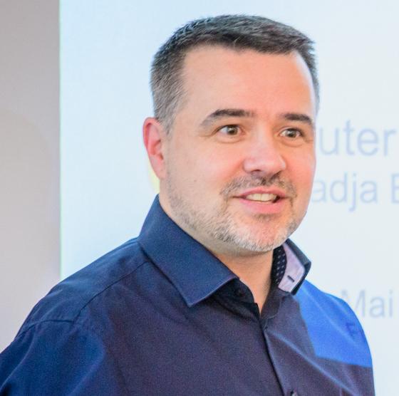 Sven Deutschländer, Foto: Heidi Scherm