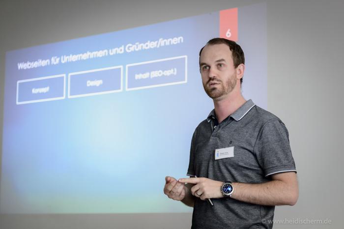 WordPress-Experte Diego Hinz, Mewigo