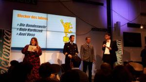 Bundeswehr: Goldene Blocker 2019