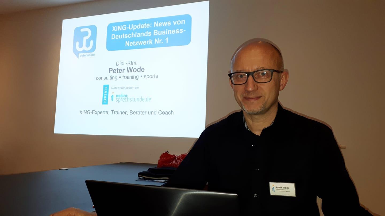 Peter Wode, Foto: Nadja Bungard