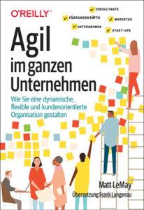 Agil: M.LeMay, Cover O Reilly Verlag